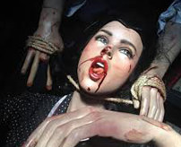 【処女?】レイプされた上に顔にビニール、首にケーブルぐるぐる巻きで殺された女の子
