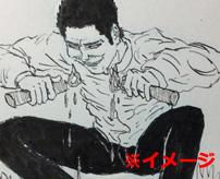 【拷問】「アチチッ!」プラスチックを溶かし肌に垂らすドSプレイに苦しむ難民男性