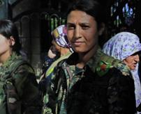 流出したクルド人女性兵士の遺体を痛めつける動画がこれ