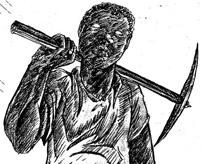 つるはしを心臓と頭狙って振り下す、ホームレスを生きたまま残虐な手口で殺害したベネズエラの若者達
