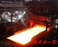 ライン点検中に流されてきた熱々の鉄に作業員が巻き込まれ焼け死ぬ