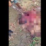 【グロ動画】人間の死体をチェーンソーで解体するベネズエラの事件がグロすぎる