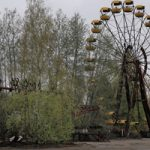史上最悪の原発事故で未だに立入禁止区域の「チェルノブイリ」でドローン撮影してみた
