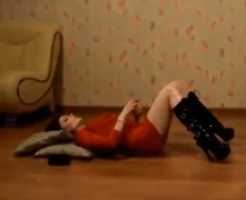 特技:股間で吹き矢 こんな特殊技能を身につけた女の子とか嫌だなwww