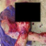 強盗犯にめちゃくちゃにされて殺された農夫の死体がグロ過ぎる