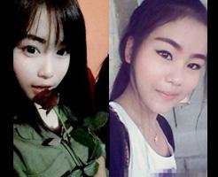 二人の美少女が死亡した事故 遺体破損が生前と比べて無残過ぎる・・・