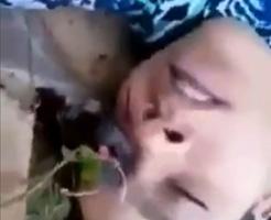 【閲覧注意】美女を殺して死体を弄ぶ…その様子をネットにあげた問題映像がこれ
