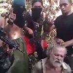 【閲覧注意】イスラム過激派「アブ・サヤフ」の人質斬首シーン=フィリピン