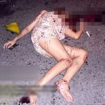 体を強く打ち死亡した美女2人の死亡事故がやるせない…グロ画像