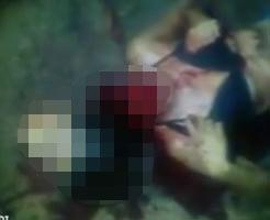 嫉妬に狂った彼氏に首チョンパされた20歳美女の死体を撮影したガチグロ動画・・・閲覧注意