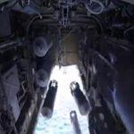 【衝撃】ロシア軍がイスラム国(ISIS)施設を空爆、爆弾投下の様子を爆弾倉から見てみた
