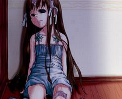 【二次ロリ画像】レイプされ絶望する美少女の画像をまとめてみましたw