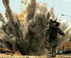 【衝撃映像】映画『ハートロッカー』でお馴染みIED(即席爆弾)で実際に人が死ぬ瞬間