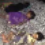 【グロ動画】幼女と母親の飛び込み自殺直後の映像… ※ガチ閲覧注意