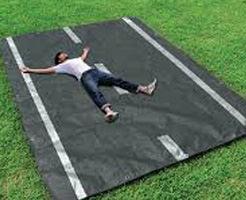 【閲覧注意】当たり屋?道路に寝転んでみた結果 → 普通に轢かれる…