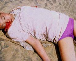 【エログロ画像】美女限定のセクシーショット集めてみました!・・・なお全員死んでいる模様