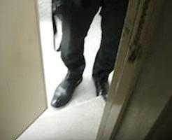 【おもしろ】~NHKの追い返し方~集金人をわずか6秒で撃退する動画が話題にwwwww