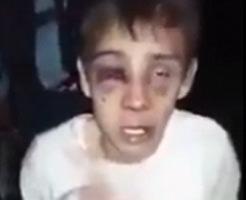 【閲覧注意】これはキツイ…拷問された子供の首が切り落とされる映像