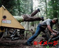 【グロ動画】人生つまずいて転んでも、「ミキサー」の前で転ぶのだけは絶対してはいけない…