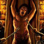 【超・閲覧注意】手首切り落として目も潰して…生きた人間を拷問してみた ※音声も注意