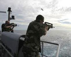 【虐殺】漁民の保護?そんなん知らんわ!撃ち殺して海中に沈めたろ!