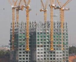 57階のビル完成した(ドヤッ かかった日数なんと19日w in中国