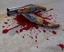 【グロ動画】散弾銃で顔面撃って自殺、したのに奇跡的?不運?にも助かってしまった女性の末路…