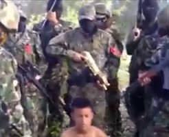 【ロス・セタス】15歳の少年が麻薬組織に捕まった!子供でも問答無用で首を切られる