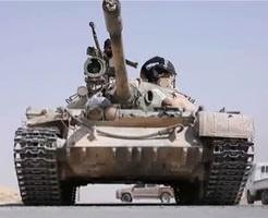【イスラム国】ISIS処刑シリーズ、戦車で捕虜を轢き殺す