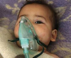 【閲覧注意】化学兵器(サリン)犠牲者、子供ばっかりなんだが…=シリア