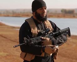 【イスラム国】生きた人間に着火、焼死するまでの残酷過ぎる処刑映像がこれ