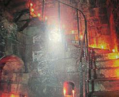 【画像】RPGのラスボスダンジョンっぽい雰囲気が半端ないカタコンベ(地下墓地)写真、ちょっと怖い…