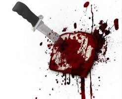 【閲覧注意】グサグサグサグサ…生きた人間が死ぬまで心臓にナイフを刺し続ける…