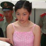 中国女性囚人と銃殺処刑ギャラリー、心なし美人が多い気がする