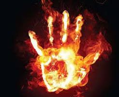 【火刑】泥棒を縛って動けなくして…生きたまま焼かれる人の断末魔がこれ ※悲鳴注意