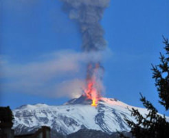 【恐怖】目の前で火山が噴火した時の圧倒的絶望感はこんな感じ