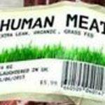 【カニバリズム】食人用??女性から肉と骨剥ぎ取ってペラペラにして食材と一緒に並べられてるんだが…