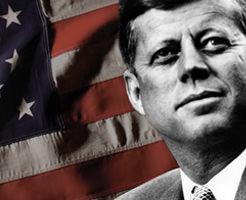 ジョン・F・ケネディ大統領の遺体写真と暗殺される瞬間