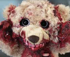 熊に襲われた!食い殺された人の遺体の損壊が激しすぎる…