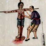 時間をかけて人体をちょっとずつ切り落とす「凌遅刑」で殺害された死体