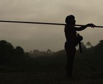 ~先住民族同士の紛争~女性でも容赦なし!槍で串刺しにして殺される