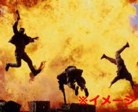 【おもしろ】「Fire in the hole!!(手榴弾投擲)」屈強な戦場の猛者におもちゃの手榴弾投げた時の反応がこれw