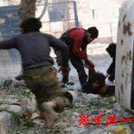 【暴行】ストレス発散にこいつら殺したろか!アサド政権が民間人に拷問する血まみれ映像流出=シリア