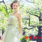 【エロ】ノーブラヤッホー!花嫁のウエディングドレス着付けの様子を収めた写真が流出!