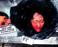 【カニバリズム】殺人と人肉食の実体験を小説にしようとした作家の家から調理された女性の遺体が発見される