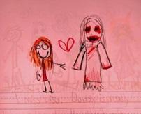 【衝撃】子供の描いた奇妙な絵は心のサイン?大人はどう受け止めればいいのか...