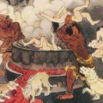 巨大な鍋で体を蒸してと魂を浄化 魔術師による儀式で命を失う結果に...