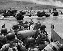 【衝撃】ノルマンディ上陸作戦時の場所を昔(1944年)と比べてみた写真