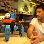 【衝撃】天才!?おもちゃを使って作られた殺人兵器のクオリティが凄い!