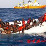 【衝撃】「あっ沿岸警備隊や!助かった!」と思いきや見捨てられる難民達...